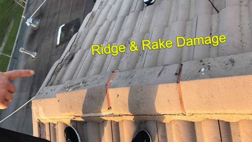 roof-Ridge-and-rake-damage